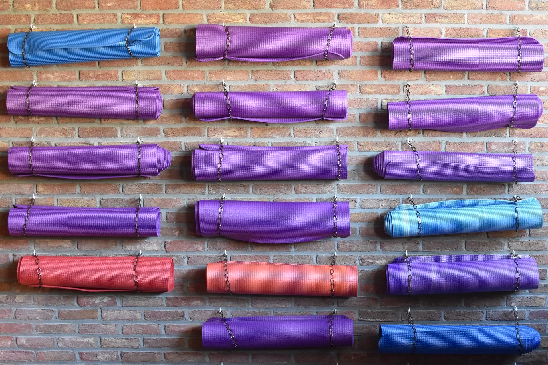 Yoga, sporten op een rustige manier.