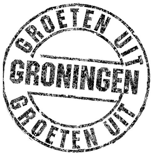 De website Groeten uit Groningen.