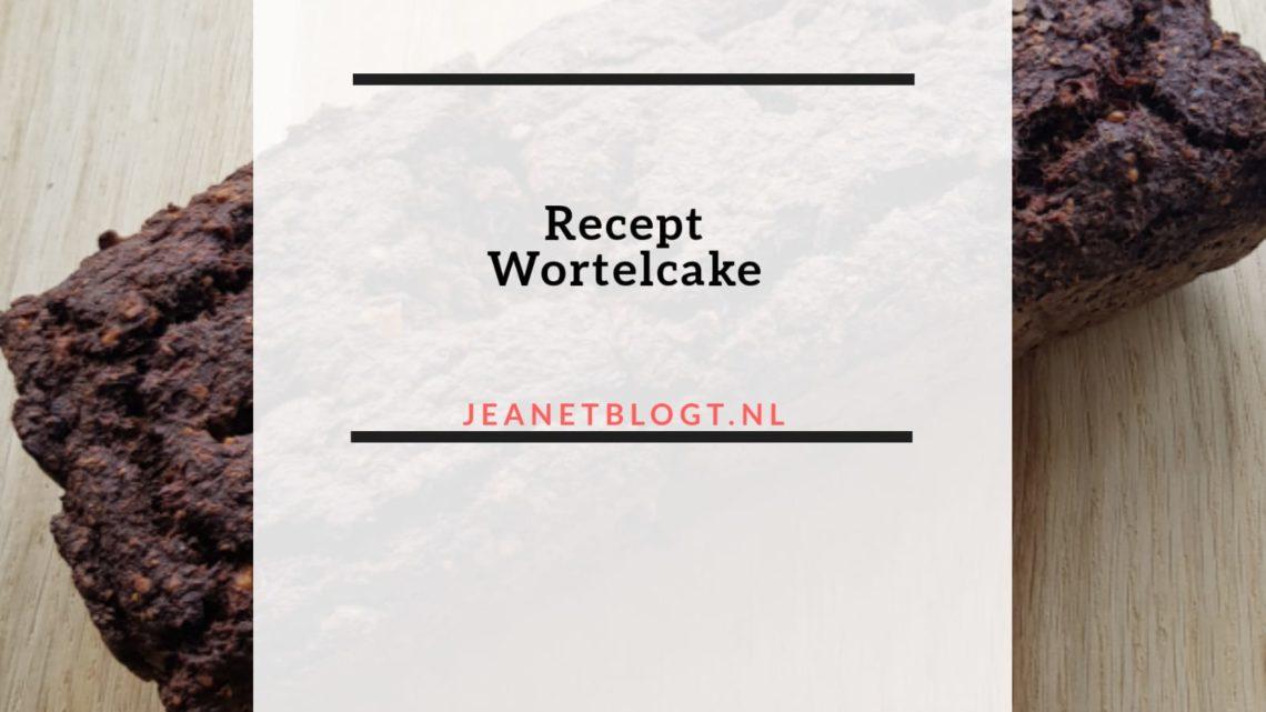 Recept: Wortelcake