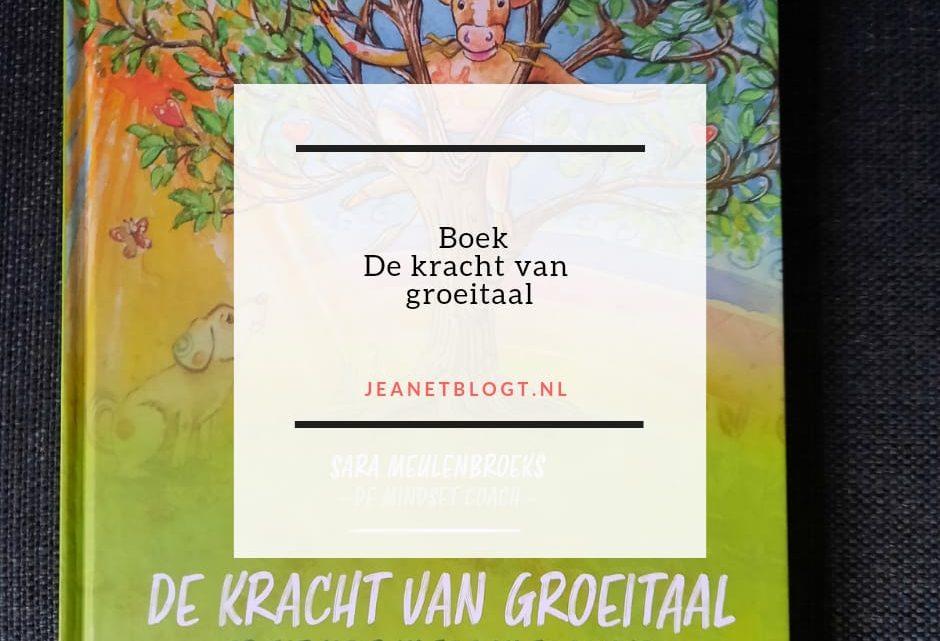 Boek: De kracht van groeitaal